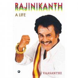 Books & Authors with Vaasanthi, author of Rajinikanth; A Life   Part-1