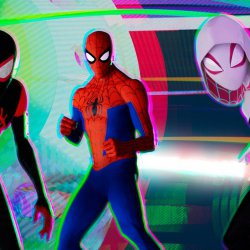 Spider-Man: Into The Spider-Verse and a little Aquaman