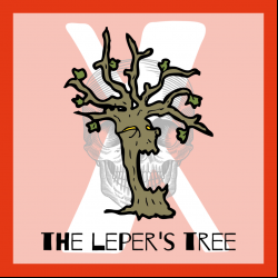 Indian Noir X - Issue No. 6 - The Leper's Tree (Horror anthology)