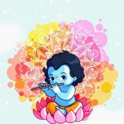 Shri Krishna Janam Katha in Hindi Story | Janmashtami Katha | Kids Hindi Devotional story