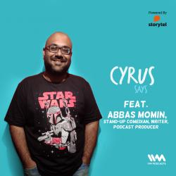 Ep. 487: feat. Abbas Momin