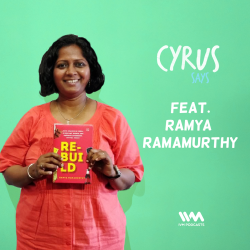 264: Feat. Author Ramya Ramamurthy