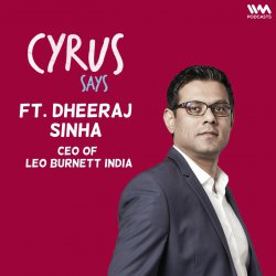 Ep. 721: feat. Dheeraj Sinha