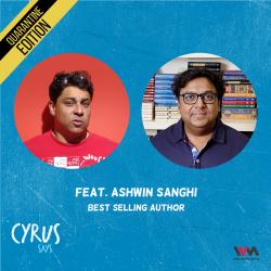 Ep. 540: feat. Ashwin Sanghi