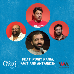 Ep. 661: Cock & Bull feat. Punit Pania, Amit and Antariksh