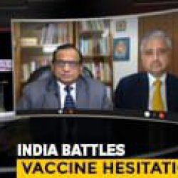 Faith In Vaccine: Only Shot At Hope?