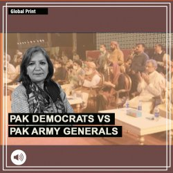 GlobalPrint: By naming Pak Army chief Bajwa & ISI head Faiz Hameed, Pak Opp hopes to confront demons within