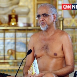Off Centre With Tarun Sagar: Jain Monk Justifies His Beliefs