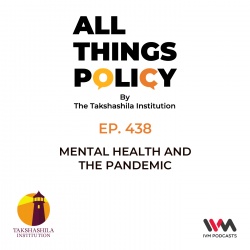 Ep. 438: Mental Health and the Pandemic