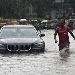 GDP numbers, Demonetization, cabinet reshuffle and Mumbai rains