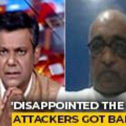 Rajnath Singh Called, Said He Supports Me, Says Injured Navy Veteran