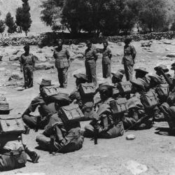 जब भारतीय सैनिकों ने चीनियों को ज़मीन सुंघाई