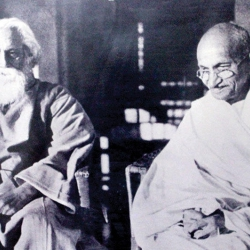 Greatest Indian Debate: Mahatma Gandhi and Tagore on Nationalism