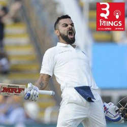 59:  ICC अवार्ड्स के 'किंग' बने विराट कोहली
