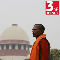 229: Ayodhya, George Fernandes and Rahul's new promise