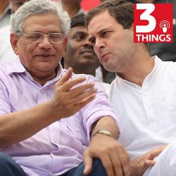 238: Are the CPM and Congress going to tie-up in West Bengal?