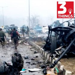 242: Terror Attack in Kashmir, Delhi v/s Centre and CBSE Exams