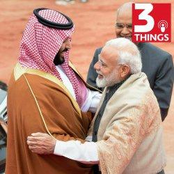 246: India-Saudi ties, Reliance Communications and Ram Temple