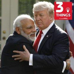 498: Modi and Trump meet, Why this monsoon was irregular, P Chidambram
