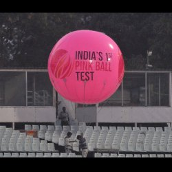 846: India's Day-Night Test Debut Comes With Pink Ball Problems
