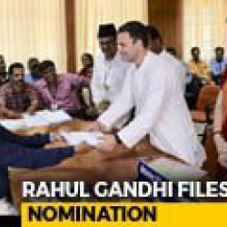 Rahul Gandhi From Wayanad: Will The Gamble Pay Off?