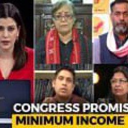 Rahul Gandhi's Minimum Income Promise: Gamechanger Or Non-Starter?