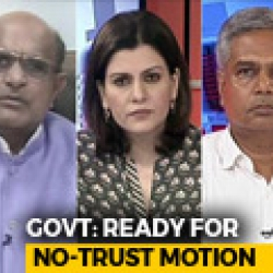 No Confidence Debate On Friday: Who Has The Edge?