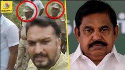 வசமாக சிக்கிய அதிகாரிகள் - உங்கள சும்மா விடமாட்டேன் : Piyush Manush against COPS | Salem 8 Way