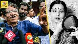 ஜெயா. வாழ்க்கை படம் எடுக்கிறேனா ? : Bharathiraja to direct Jayalalitha Biopic ? | AMMA