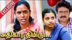 ஏன் S VE சேகரை மட்டும் கைது பண்ணல ? Congress Jothimani Supports Sophia | Interview | SV Sekar