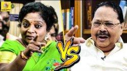 பிரியாணிகடையில் நடந்தது மறந்துடுச்சா ? Tamilisai Questions back at Durai Murugan   DMK Biryani Issue