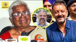 நடிகரை மட்டும் விடுதலை செய்வீங்களா ? அற்புதம்மாள் கண்ணீர் : Perarivalan's mother in tears