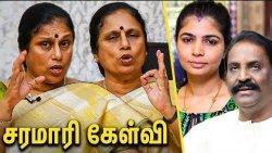 சட்டம் என்ன சொல்லுது ? : Advocate Santhakumari Interview | Chinmayi Vairamuthu Sexual Harassment