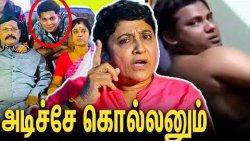 அரசியல் Back Ground இருக்கிற திமிரு | Jayalalitha's Friend Geetha Interview | Pollachi Issue