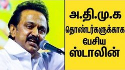 ஜெயலலிதாவுக்காக சபதம் எடுத்த ஸ்டாலின் : DMK Stalin Speech About Jayalalitha Death Mystery | Hot News