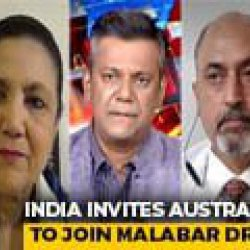 Are India, USA, Australia, Japan Forming A Naval Alliance Against China?