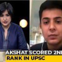 How Akshat Jain, Second Rank In UPSC Exam, Prepared For The Test
