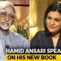 Hamid Ansari On Row Over PM Modi's Remarks At His Farewell