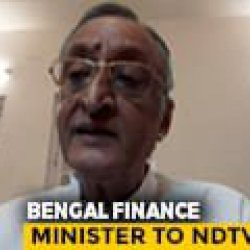 States Have To Pay To Move Migrants But We Have No Revenue: Bengal Finance Minister