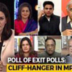 Exit Polls Show BJP Struggling In Heartland, KCR May Keep Telangana