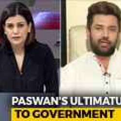 Chirag Paswan Speaks To NDTV On Warning To BJP