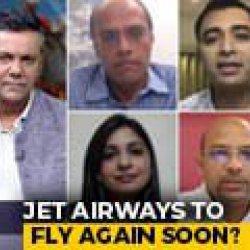 Jet Airways Resolution Plan Takes Off