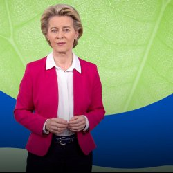 Europe's plan to become the first carbon-neutral continent | Ursula von der Leyen