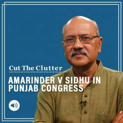 Cut The Clutter: Tom & Jerry in Punjab as Amarinder & Sidhu fight & Congress snatches defeat from the jaws of victory