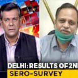 Difficult To Say Delhi Has Developed Herd Immunity: Health Minister Satyendar Jain