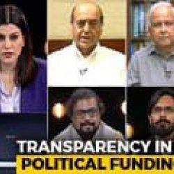 Electoral Bonds: Transparent Or Opaque?