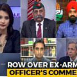Army Officers Comment On Surgical Strikes Sparks A Row