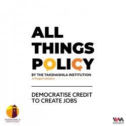 Democratise Credit to Create Jobs