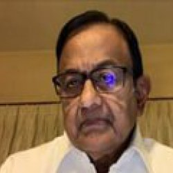 Former Finance Minister P Chidambaram On Record Wholesale Inflation
