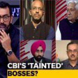 CBI's Interim Boss: Land Deals Under Question?